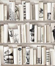 LIBRERIA Studio Libreria Scaffale CASE. carta da Parati Muriva ENCICLOPEDIA 572217