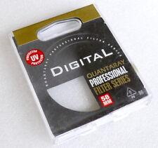 58mm Quantaray Professional Digital UV Protector Filter - NEW