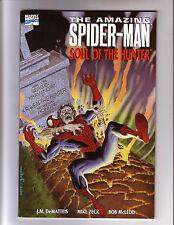 AMAZING SPIDER-MAN SOUL OF A HUNTER (NM) ZECK