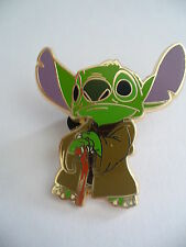 DISNEYS DISNEYLAND STAR WARS STITCH AS YODA  PIN