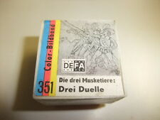 GDR Cult DEFA Color Image Volume 351 the 3 Musketeers Dias