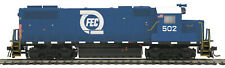MTH HO Florida East Coast GP38-2 Diesel w/DCC and PS-3 Sound Decoder 85-2063-1