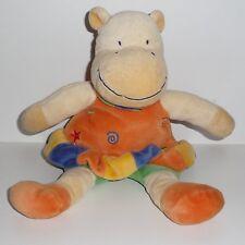 Doudou Hippopotame Nicotoy