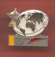 Pin's pin COMMUNAUTE URBAINE DE LILLE ( ref CL09)