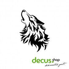 Wolf // Sticker JDM Aufkleber Frontscheibe