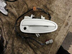 NH-538 WHITE Acura Integra PASSENGER Door Handle OEM 95 96 97 98 99 00 01 RH