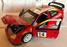 Citroën Xsara WRC T4 Bugalski/ChiaroniRally de Catalunya nr 14 Solido modelbouw