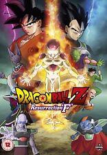 Dragon Ball Z:  Resurrection (The Movie) (DVD-R)