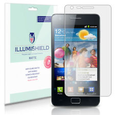 iLLumiShield Anti-Glare Matte Screen Protector 3x for Samsung Galaxy S II