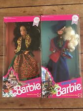 BARBIE SPANISH & ENGLISH  NRFB 1991