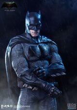 Iron Studios DC Batman vs Superman Dawn of Justice Batman Art Scale Statue New