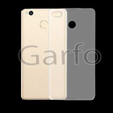 Funda Silicona Gel TPU para Xiaomi Redmi 4x. Diseño Transparente