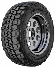 (4) NEW TIRE(S) LT 35X12.50R17 FEDERAL COURAGIA M/T 10PLY 125Q OWL 35/12.50/17