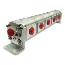 Orientée Hydraulique Flux Séparateur 5 Voie Valvule, 6.0cc / Rev, Sans Centre