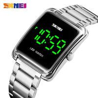 SKMEI LED Display Watch Men Digital Wristwatch Fashion Electronic Sport Watches