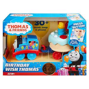 Thomas And Friends Birthday Wish Thomas Train Set NEW IN STOCK