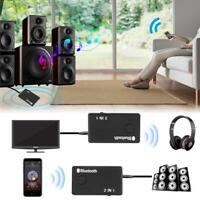 Mini Bluetooth 4.1 Audio Transmitter Receiver with 3.5mm Port for Smart Phone TV