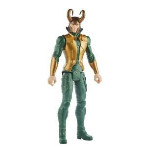 Avengers Titan Hero Series Loki 12-Inch Action Figure