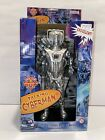 Doctor Who Talking Cyberman Action Figure NEW 2006 Product Enterprises BBC