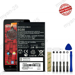 For Verizon Motorola Droid Mini XT1030 Replacement Battery EG30 SNN5916A Tools