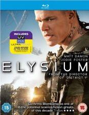 Elysium [Bluray] [2013] [Region Free] [DVD]
