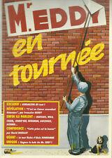RARE / PROGRAMME DE CONCERT - EDDY MITCHELL LIVE A LYON ( FRANCE ) 1997 PROGRAM