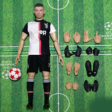 "1:6 Scale Soccer Football Star Cristiano Ronaldo 12"" Action Figure Full Set"