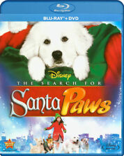 The Search for Santa Paws (Blu-ray/DVD, 2010, 2-Disc Set)