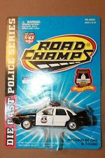"""Road Champs """"Missouri State Capital Police"""" Police Car 1:43 scale"""
