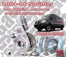 2004-06 2.7L Sprinter,New Garrett Turbo 736088-3, 736088-5006S