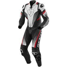 Combinaisons de motocyclette blancs Rev'it