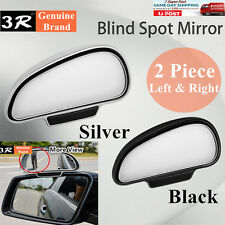 2x Genuine Brand 3R Car Wide Angle Blind Spot Mirror Car Rear Blind Spot Mirror