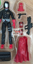 "GI JOE COBRA COMMANDER HUNT FOR COBRA COMMANDER 50TH Hasbro 3.75"" LOOSE FIGURE"