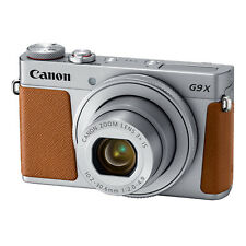 Canon PowerShot G9X Mark II (Silver) & FREE 64GB SDXC *NEW*