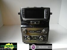 HOLDEN COMMODORE VE SERIES 2 HEAD UNIT