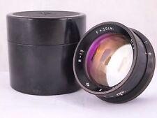 Soviet lens INDUSTAR- 13 (Р)  (4,5/300). (for FKD). Good condition! s/n 530204
