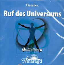 RUF DES UNIVERSUMS - Meditationen - Daivika CD
