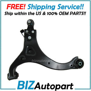 GENUINE ! CONTROL ARM FRONT LOWER LEFT for 07-12 HYUNDAI VERACRUZ # 54500-3J000