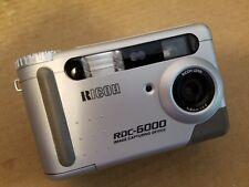 Ricoh RDC-6000 2.1MP Digital Camera Image Capturing Device Smart Media #102939