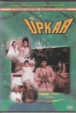 Upkar - Manoj Kumar , Asha Parekh [Dvd] 1st Edition  Released