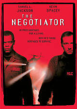THE NEGOTIATOR - Samuel L. Jackson, Kevin Spacey - NEW - Factory Sealed DVD
