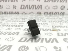 2002 Citroen Xsara Console Dash Dashboard Dummy Blank Black Empty Button Trim