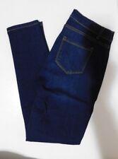 8ba73e7c31a Jones NY Women s Essex Skinny Slim Fit Pants Blue size 12 NEW