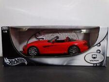 Hot Wheels 2002 Dodge Viper SRT-10 Red 100% 1:18 Scale Diecast Model Car