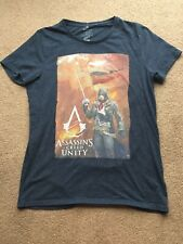 Official Assassin's Creed Unity T-shirt size Medium Bioworld Videogame Licensed