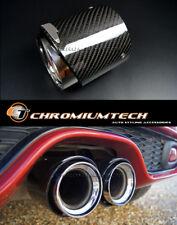 MK2 MINI R55 R56 R57 R58 R59 R60 R61 JCW Style Carbon Fibre Exhaust Tip