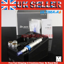 Electric Ultima A6 Dr.Pen Derma Pen Stamp Auto Micro Needle Roller Skin Therapy