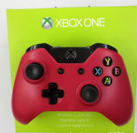 Microsoft XBOX ONE Gamepad Wireless Game Controller Red