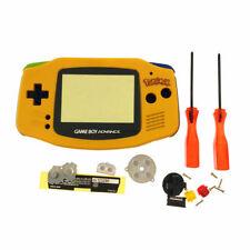 GBA Nintendo Game Boy Advance Replacement Housing Shell GLASS Screen Pokemon