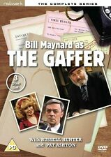 The Gaffer: The Complete Series - DVD NEW & SEALED (3 Discs) - Bill Maynard